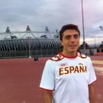 Antonio Andujar Juegos Paralímpicos Londres 2012