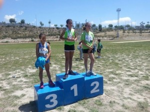 Sara Navarro 3ª en 500ml