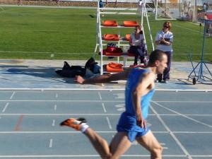 Javi Mtnez Climent, medalla bronce 100ml
