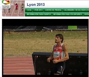 Antonio Andujar Lyon 2013