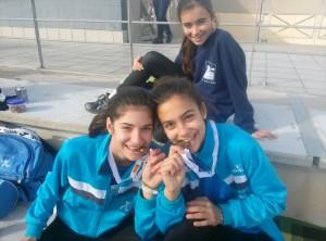 Ana , Claudia y Paula