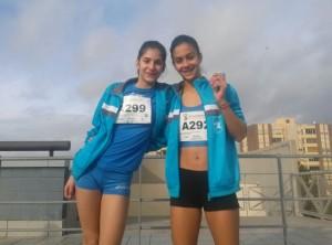 Ana y Claudia