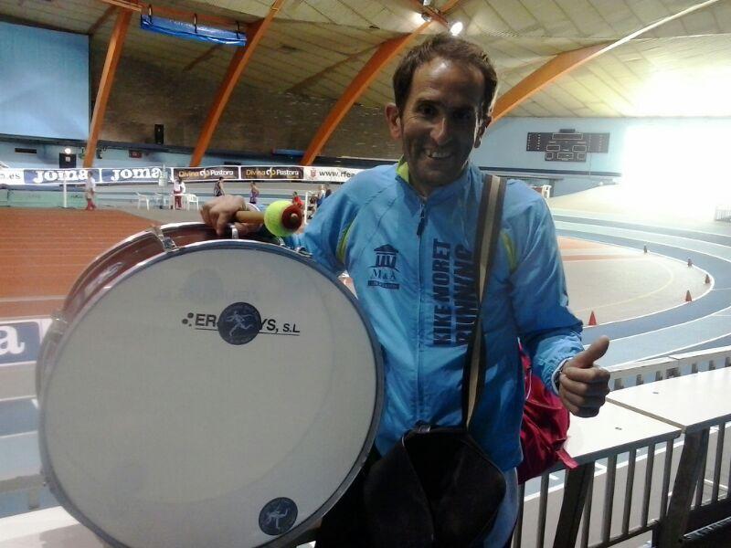 kike moret tambor