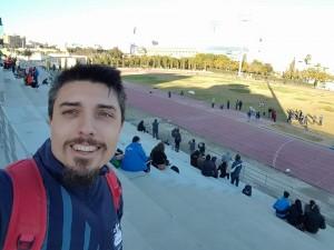 Antonio Andujar gradas