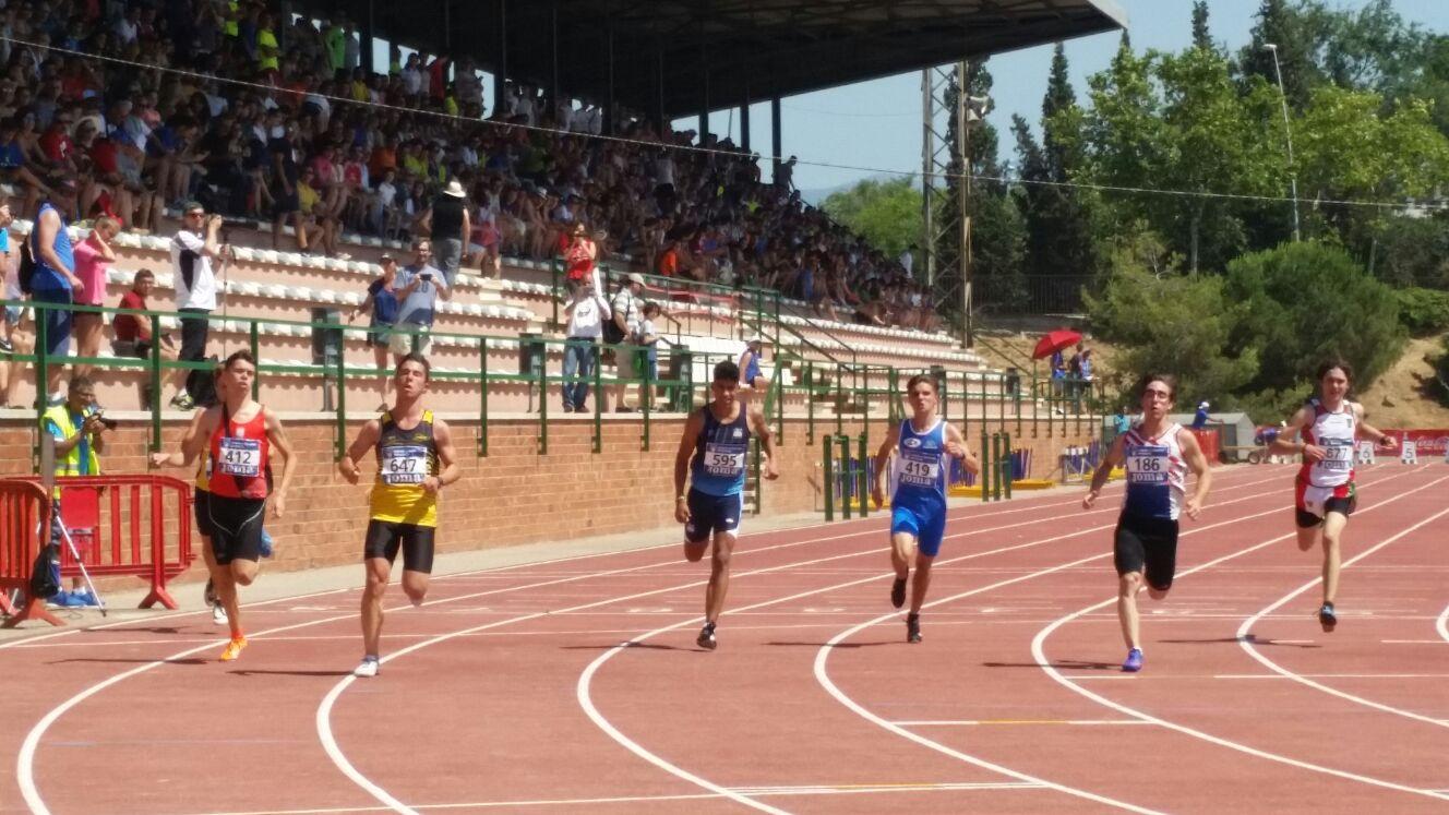 Thiago CE Cadete Granollers 2016 meta